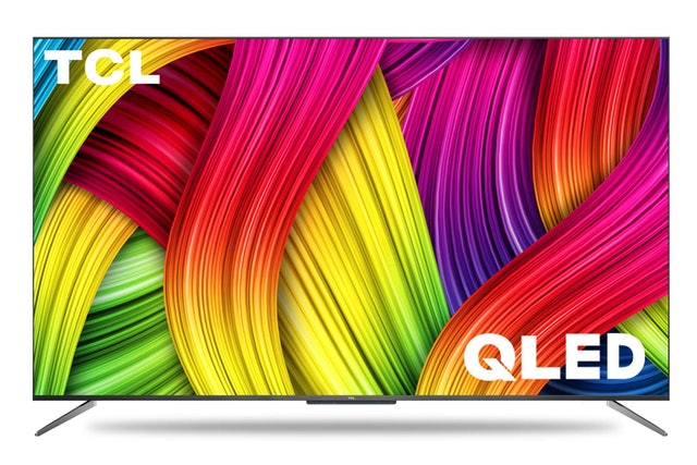 TCL QLED 4K Ultra HD Certified Android Smart TV 1