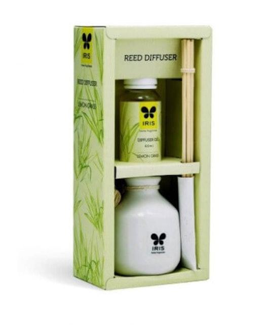 Iris Reed  Diffuser Lemongrass 1