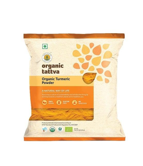 Organic Tattva Organic Turmeric Powder, 100g 1