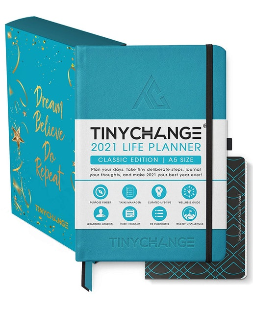 TINYCHANGE  2021 Classic Life Planner Diary 1