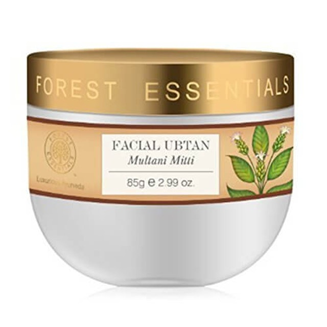 Forest Essentials  Facial Ubtan Multani Mitti 1