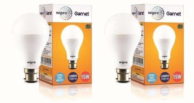 Wipro Garnet LED Light Bulb 1
