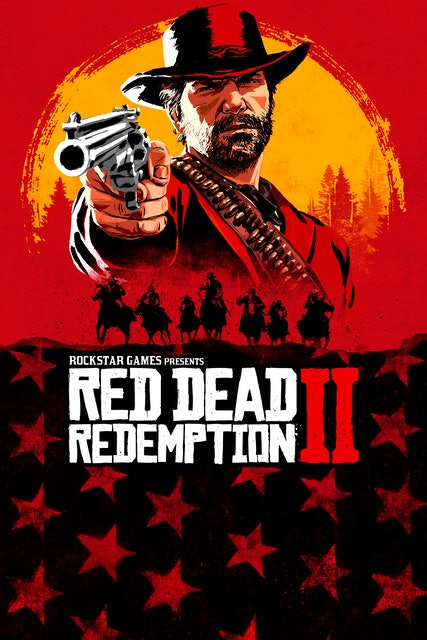 Rockstar Games Read Dead Redemption 2 1