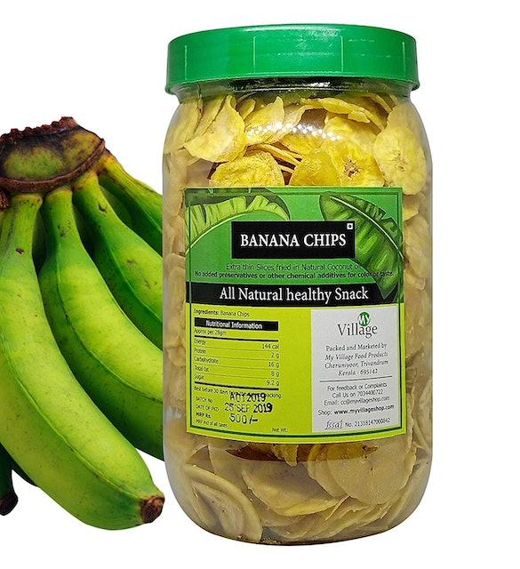 My Village  Banana Chips 1