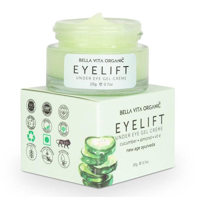 Bella Vita Organic EyeLift Under Eye Gel Creme 1