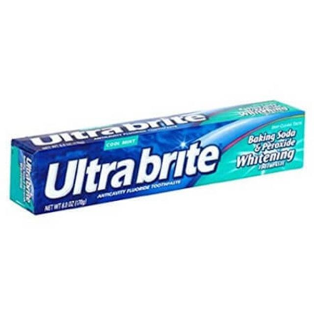 Ultrabirte Baking Soda & Peroxide Whitening Toothpaste 1