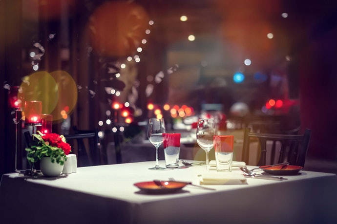 Date with a Dinner