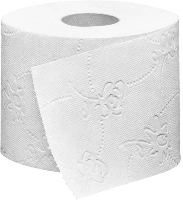 Embossed Toilet Paper for a Softer, Cushiony Feeling