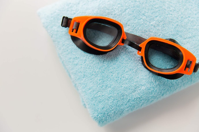 Give your Swimming Goggles Proper Care
