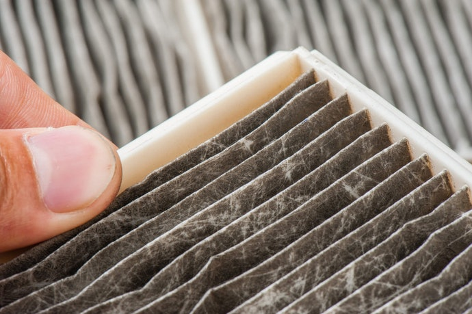 Filters Need to Be Cleaned Regularly and Replaced when Needed