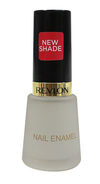 1. Revlon Nail Enamel Matt Top Coat 1