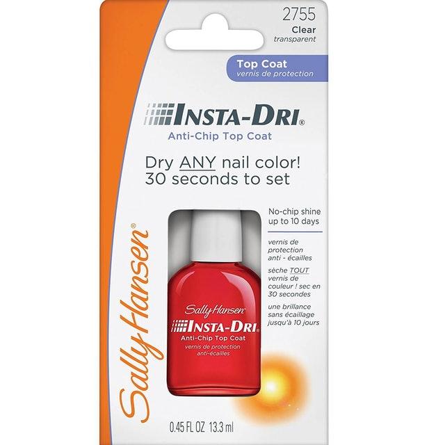 6. Sally Hansen Insta-Dri Anti-Chip Top Coat 1