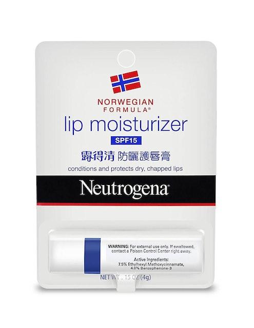 5. Neutrogena Norwegian Formula Lip Moisturizer 1