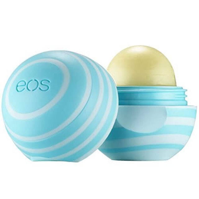 9. EOS Visibly Soft Lip Balm Sphere 1