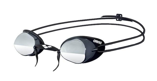 5. Arena Swedix Mirror Race Swim Goggles 1