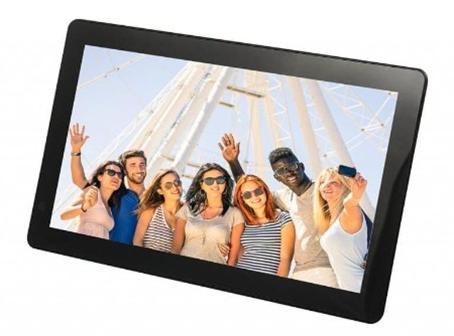 2. Merlin 10.1″ WiFi Digital Photo Frame 1