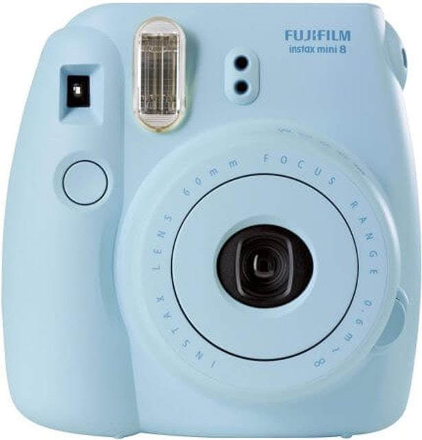 1. Fujifilm Instax Mini 8 Instant Point and Shoot Camera 1