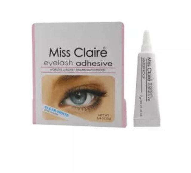 2. Miss Claire Eyelash Adhesive 1
