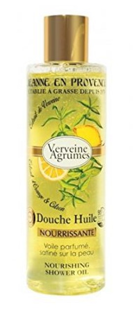 3. Jeanne en Provence Verveine Agrumes Shower Oil 1