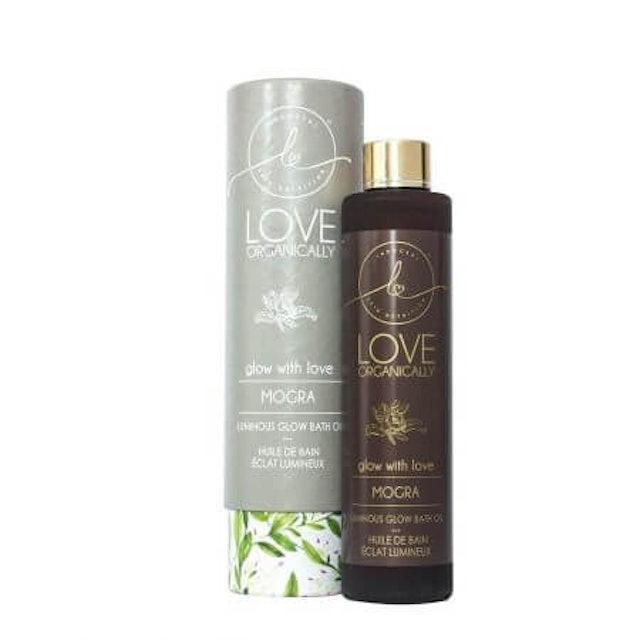 2. Love Organically Mogra Luminous Glow Bath Oil 1