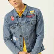 Top 10 Best Denim Jackets for Men in India 2021 (H&M, UCB, and more)